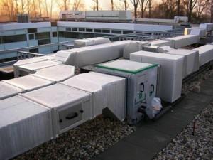 Lüftungsanlage Schutzbereich Barnim, Bernau