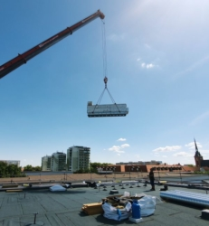 1...über den Dächern von Schwedt