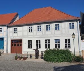 3. Museum Angermünde - Straßenansicht