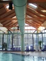 baff-Sportzentrum in Eberswalde - Schwimmhalle
